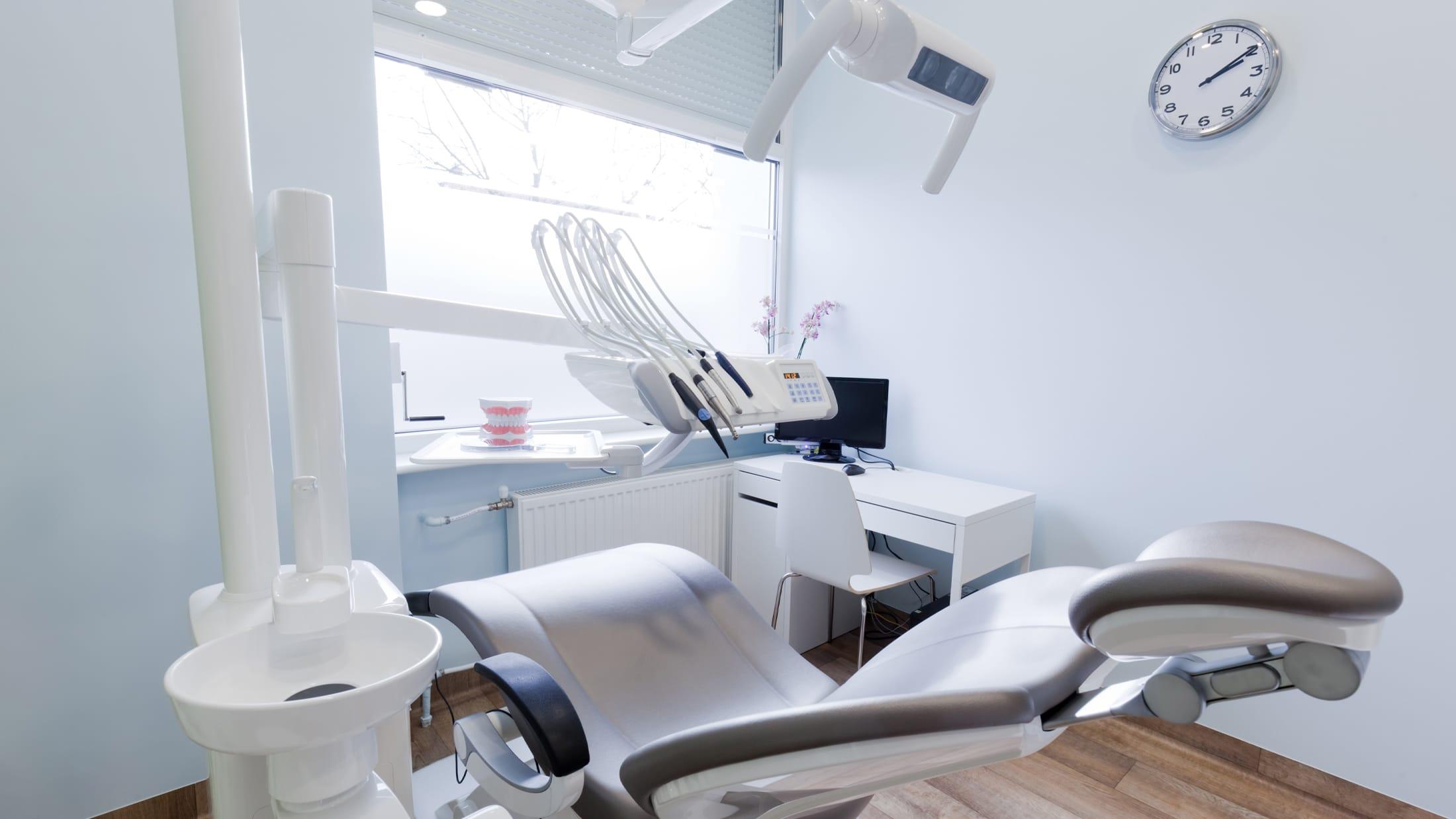 Winnipeg dental office chair