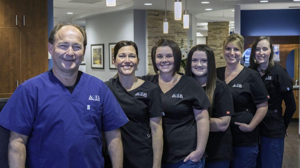 Winnipeg dental staff